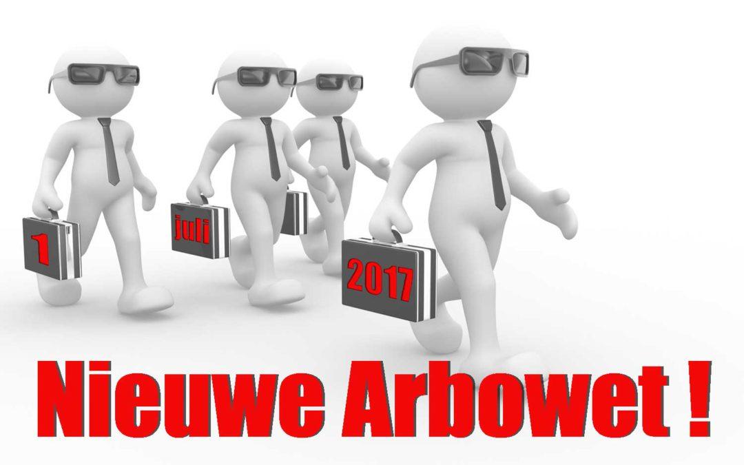 Bent u voorbereid op de nieuwe Arbowet?